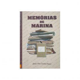 Livro Memórias de Marina